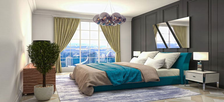 New Design Inspiration for Luxury Bedrooms