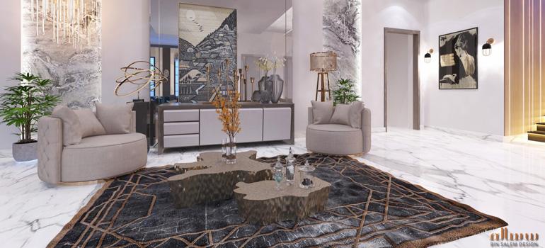Modern Interior Design Styles in UAE