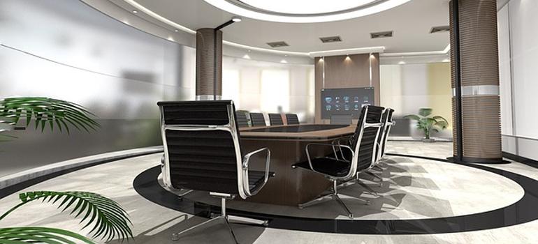 Top 5 Office Interior Design Trends in 2021