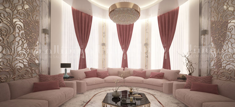 Modern Arabic Interior Design Ideas